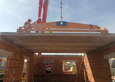esvibar arquitecto casa prefabricada proyecto plano riba-roja económico passive house