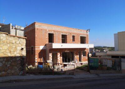 esvibar arquitecto casa prefabricada proyecto construir vinaroz económico passive house